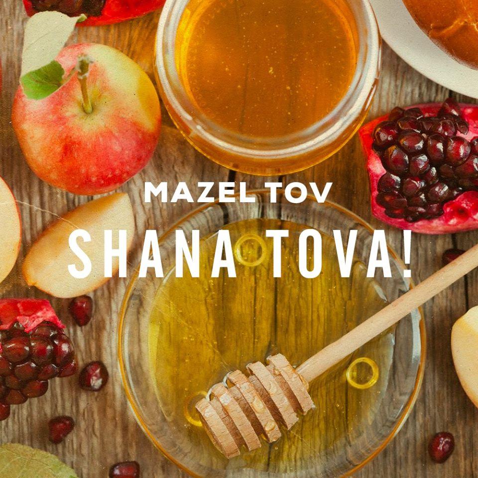 SHANA TOVA! ✨ A mai napon ránk köszönt a Ros Hásáná, azaz a zsidó újév, ennek örömére ezúttal egy …